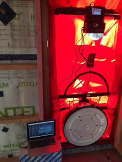 ThermaDura blower door tester