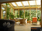 Honeycomb blinds and pleated blinds for conservatories available online.