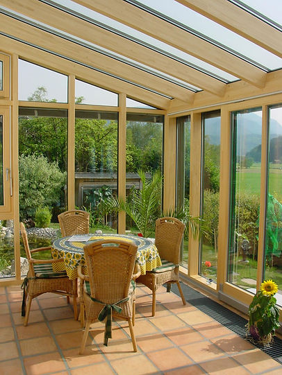 Passive House Conservatories