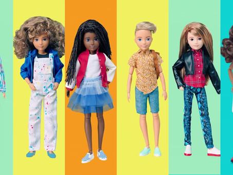 Dolls, Femininity and Auto-status