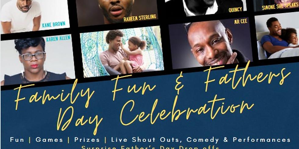 Family Fun & Fathers Day Celebration 2020