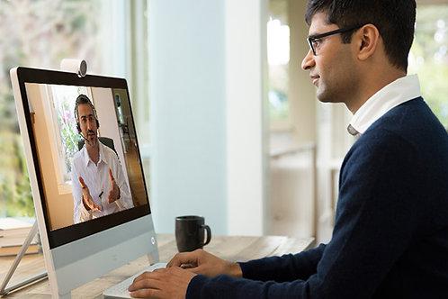 Half Hour Video Meeting