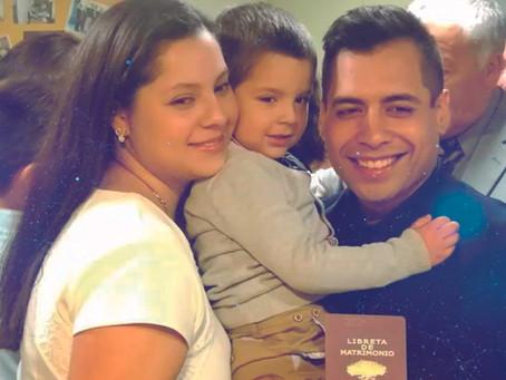 """""""Por mi fe puede recuperar mi familia  totalmente"""""""