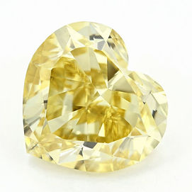 Fancy Deep Yellow Diamond