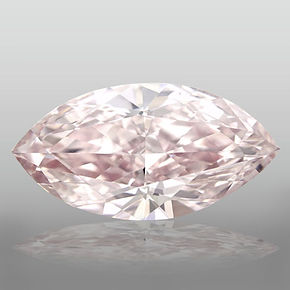 Fancy Pink Loose Diamond