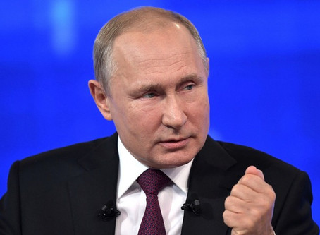 Второе письмо В.В.Путину о типовых уставах ООО и здравом смысле (2019)