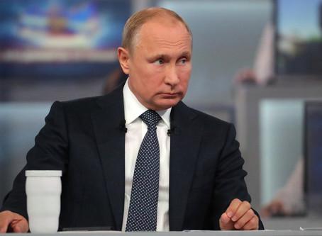 Первое письмо В.В.Путину о типовых уставах ООО и здравом смысле