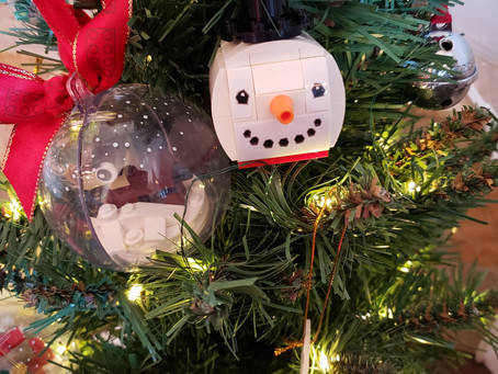 STEM Product Review: Lego Snowman and Reindeer Duo Plus #Giveaway
