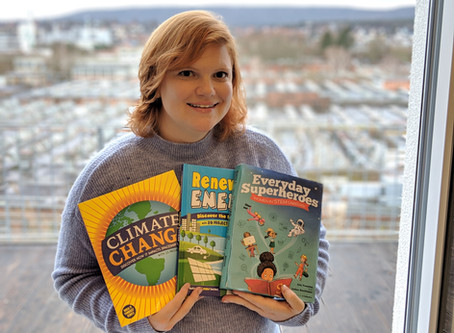 Interview with a STEM Author: Erin Twamley