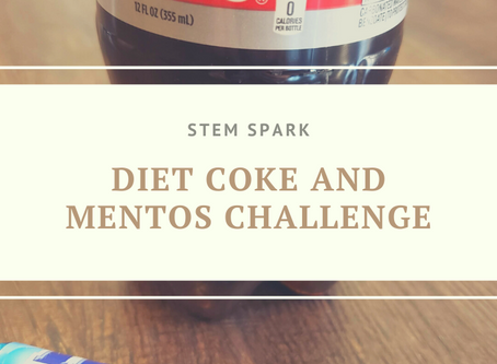 Edible Science: The Diet Coke and Mentos Challenge