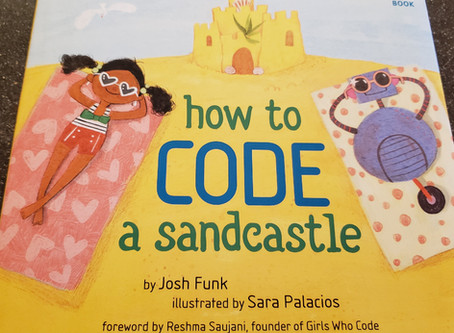 STEM Product Review: How to Code a Sandcastle
