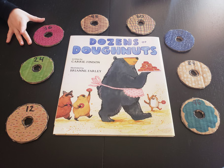 STEAM Activity: Counting Doughnuts
