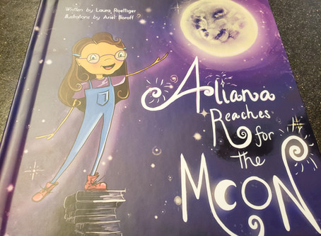 STEM Product Review: Aliana Reaches for the Moon