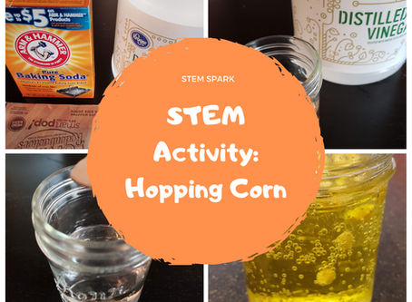 STEM Activity: Hopping Corn