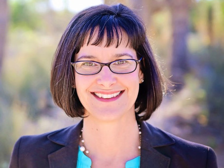 Interview with a STEM Author: Kirsten W. Lawson
