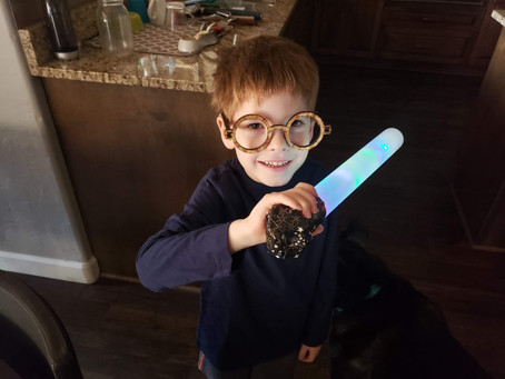 STEAM Activity: Light Up Wand Plus #Giveaway