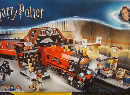 STEM Product Review: Lego Harry Potter Hogwarts Express Plus #Giveaway