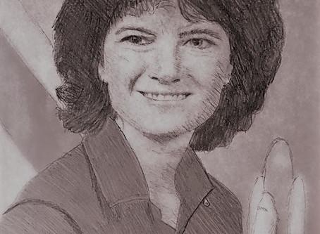 STEM Champion: Sally Ride #WomensHistoryMonth