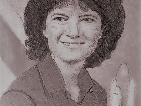 STEM Champion: Sally Ride #WomensHistoryMonth