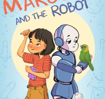 Back to School Book Reviews- Mia Marcotte and the Robot