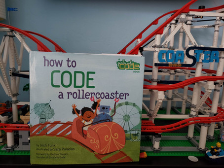 STEM Product Review: How to Code a Rollercoaster