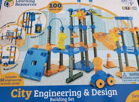 Happy Engineer's Week! Plus #Giveaway