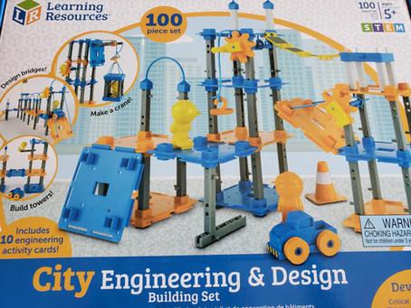 Happy Engineer's Week! Plus #Giveaway