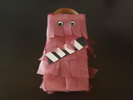 STEAM Activity: Chewbacca Piñata Plus Giveaway