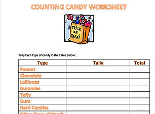 Picture of Counting Candy Worksheet.png