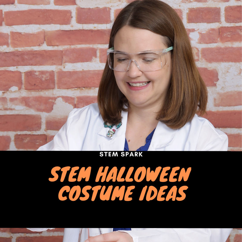 Stem Halloween Costume Ideas