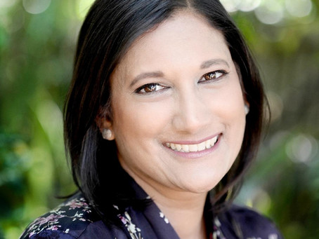 Interview with a STEM Author: Anita Nahta Amin