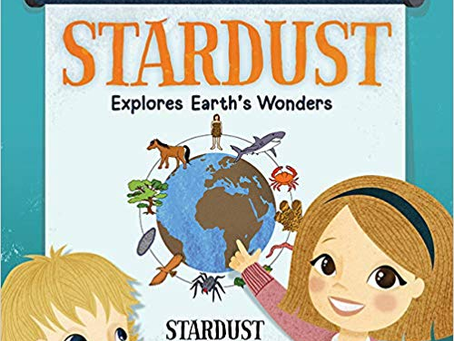 Back to School Book Reviews- Stardust Explores Earth's Wonders Plus #Giveaway