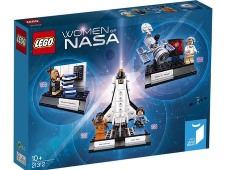 STEM Product Review: Women of NASA Lego #WomensHistoryMonth
