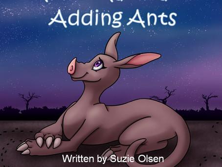 Annie Aardvark: Adding Ants-- Kickstarter Campaign!