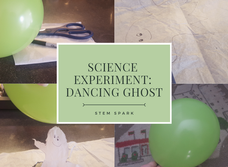 Science Experiment: Dancing Ghost