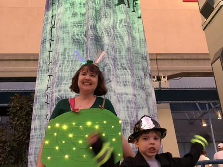 STEAM Inspired Costume for Disneyland's Oogie Boogie Bash