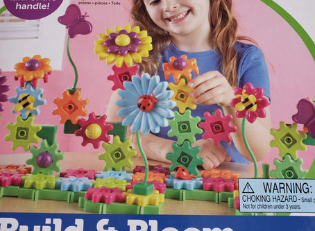 STEM Product Review: Learning Resources Build and Bloom Plus #Giveaway