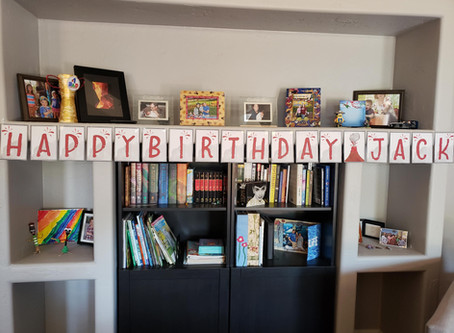 A STEM Inspired Birthday Party