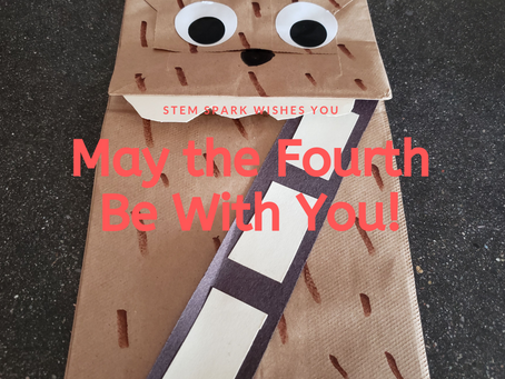 May the Fourth Be With You!  Plus #Giveaway!