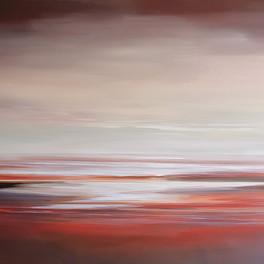 Twilight Over the Coast_$3400