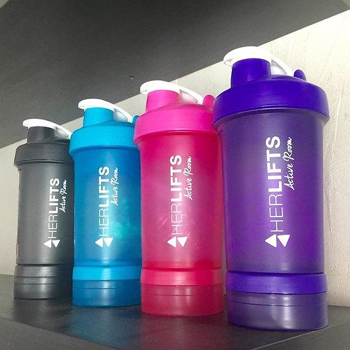 Herlifts Shaker Bottle