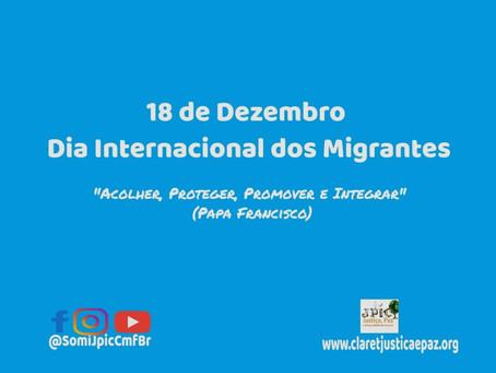 Dia Internacional dos Migrantes