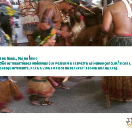 19 de abril, Dia do Índio: o que os povos primeiros dizem ao povo brasileiro?