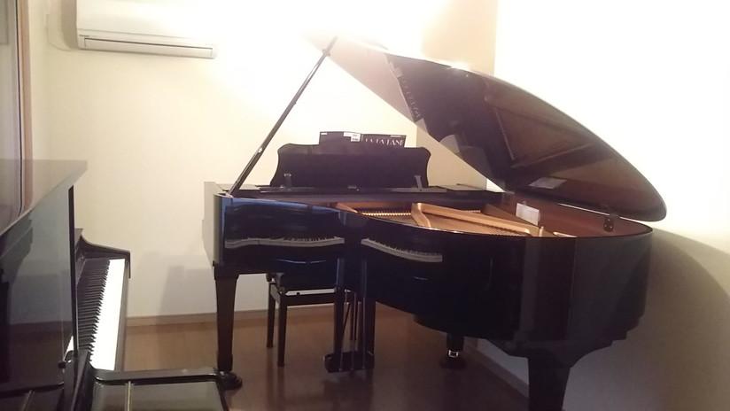 YAMAHAグランドピアノC3