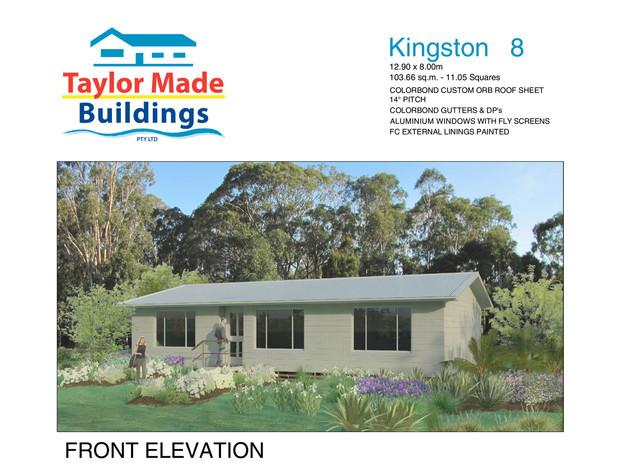 Kingston 8