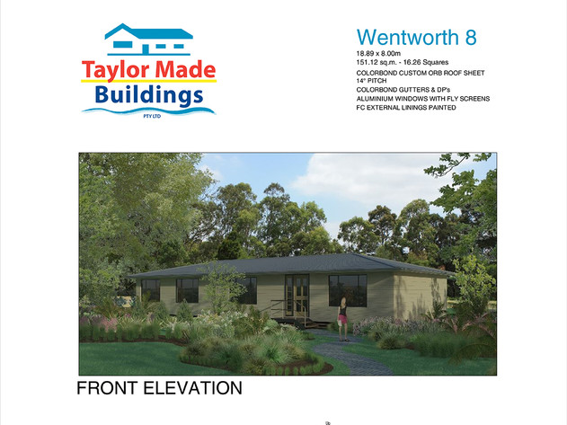 Wentworth 8