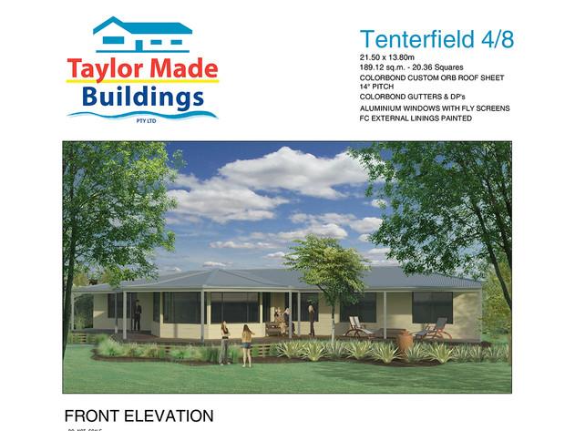 Tenterfield 4/8