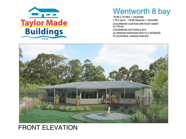 Wentworth 8 bay