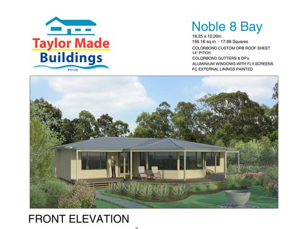 Noble 8 bay