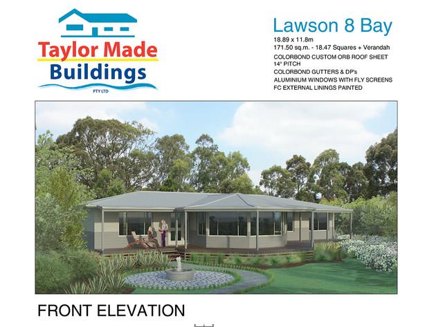 Lawson 8 Bay